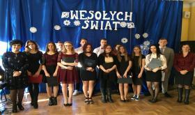Wigilia szkolna 2018